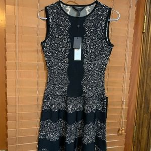 Brand new BCBG sleeveless dress